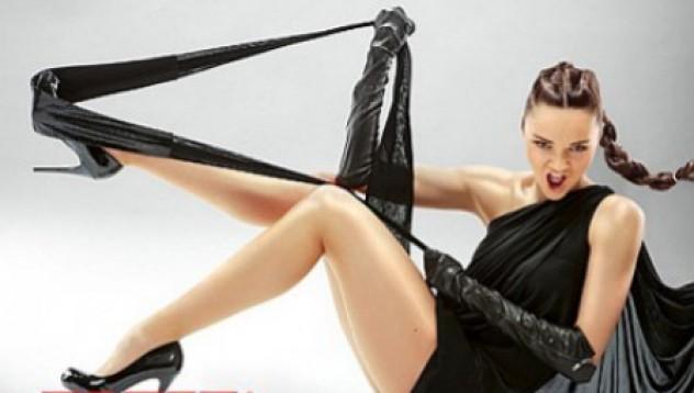 Гимнастичка засне секси фотосесия за XXL
