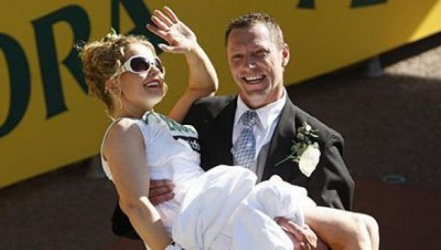 Сватба в движение