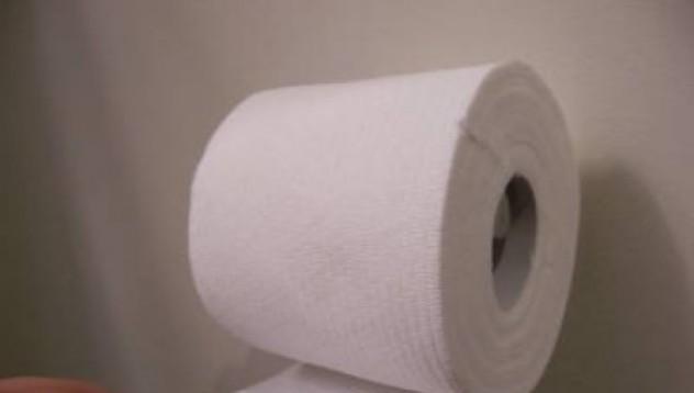 Не кради тоалетна хартия от офиса!