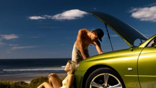Мъжът и колата – интимно!