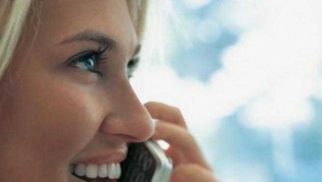 Тя говори 4 години по телефона