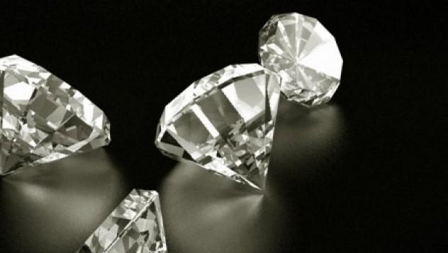 Не й купувай диаманти!