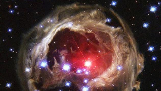 Космическа красота