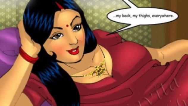 Първото индийско порно