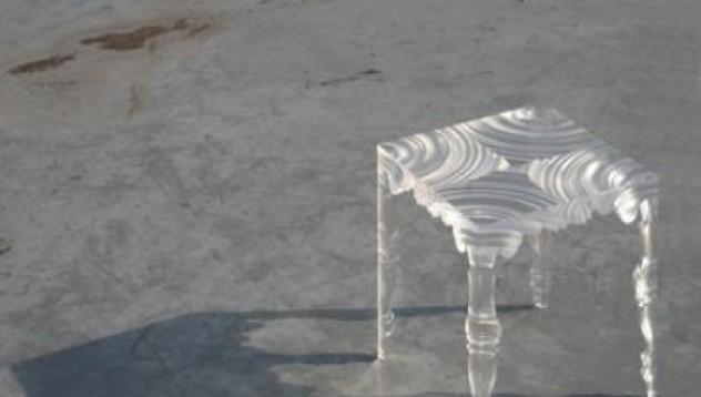 Стъкленото столче