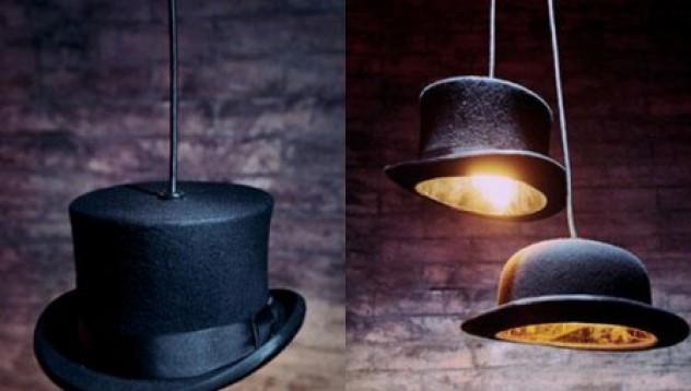 """Лампа """"Дръж ми шапката"""""""