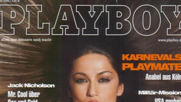 Кризата удари и Playboy