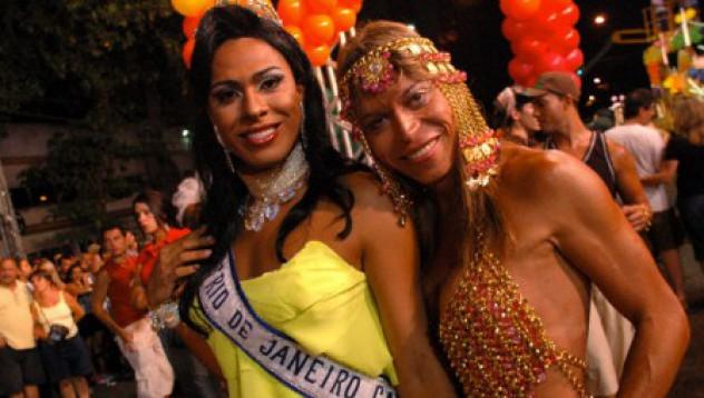 Конкурс за транссексуална красота