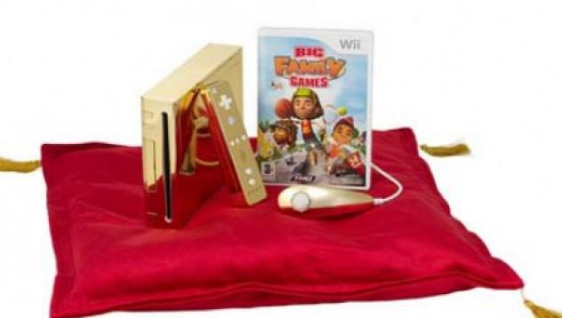 Кралица Елизабет и златното Wii