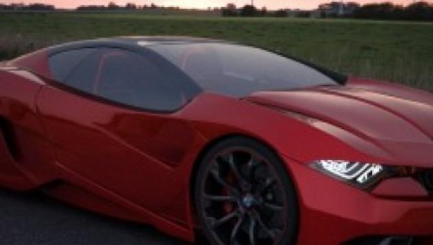 Три супер автомобила от Иран