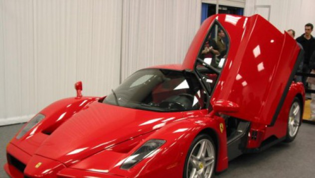 Ferrari с отстъпка