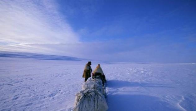 Студът в Лапландия