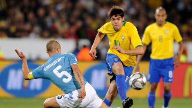 Бразилия – Италия 3:0