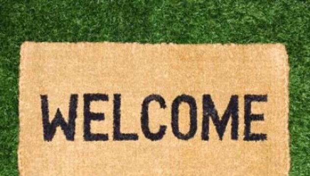 Welgone вместо Welcome