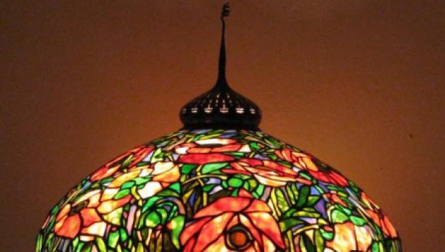 Най-скъпата лампа в света е на Tiffany