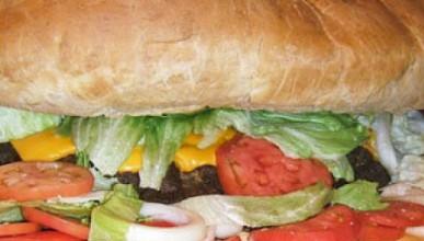 Най-големият бургер в света