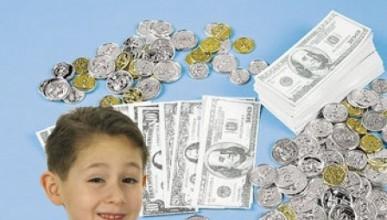 Броенето на пари помага