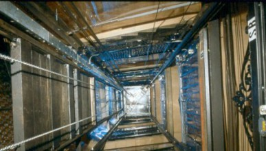 Най-бързите асансьори в света