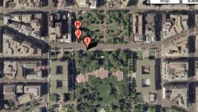 Еротика и в Google Maps