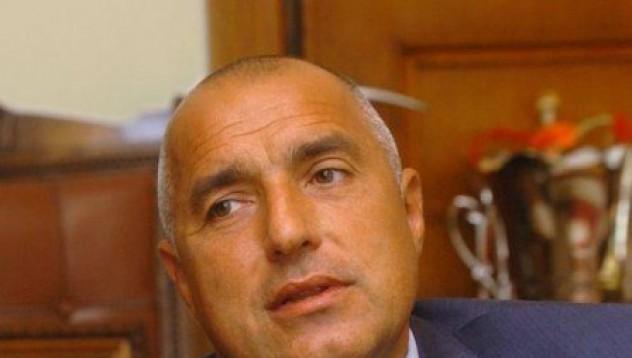 Бойко не гледа Първанов и Слави