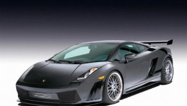 ENCO облече Lamborghini Gallardo в карбон