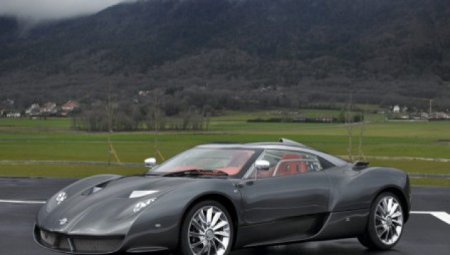 Spyker точи лиги на Saab