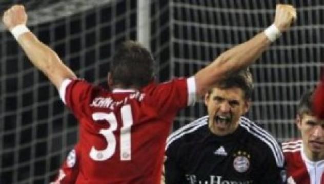 Байерн изрита Юве от Шампионска лига