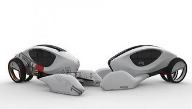 Nissan спечели дизайнерския конкурс в Ел Ей