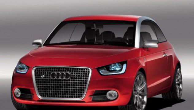 Новото Audi A1 през март 2010