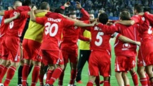 БГ футбол в Европа