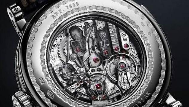 Часовник Classique Grande Complication 7639 от Breguet