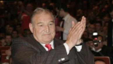 Пенев - почетен президент на ЦСКА