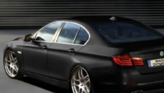 BMW 5-а серия с 620 кс