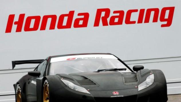 Тестват Honda HSV-010 през март