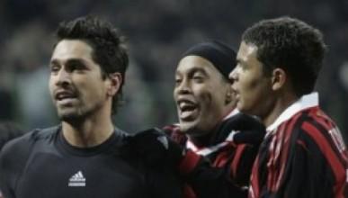 Милан се развихри