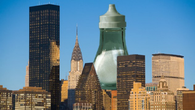 Забраняват солта в Ню Йорк