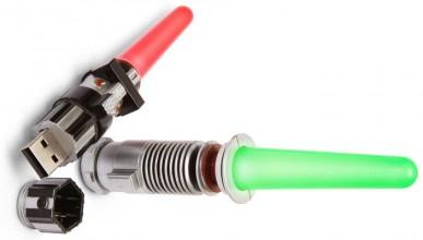 Нека Силата бъде с флашката!