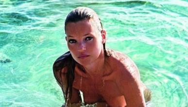 Кейти на плаж