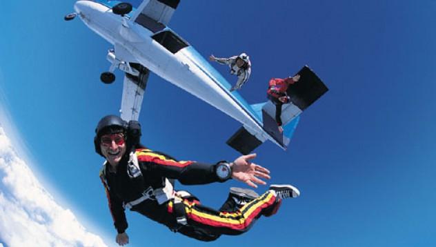 Интересни факти за парашутите
