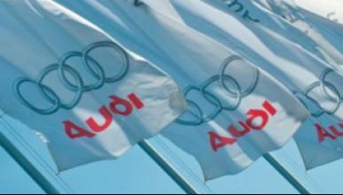 Audi би Mercedes по продажби