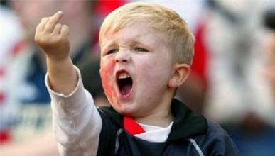 Топ 10 на средните пръсти във футбола