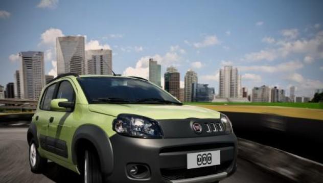 Новото Uno на Fiat