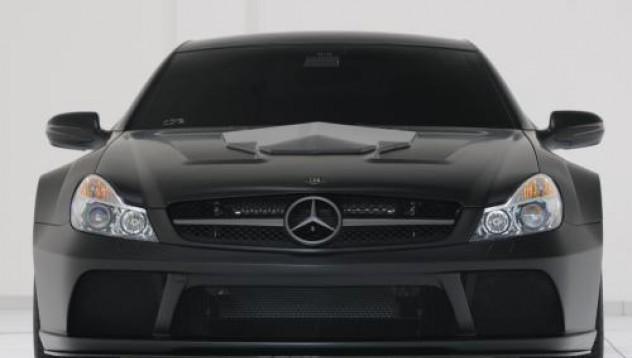 BRABUS преобрази Mercedes SL65