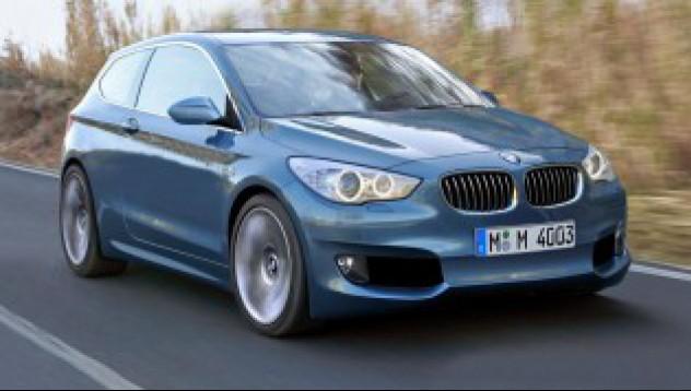 BMW готви модели с предно предаване?