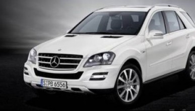 Mercedes представи ML Grand Edition