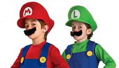 Стани Супер Марио!