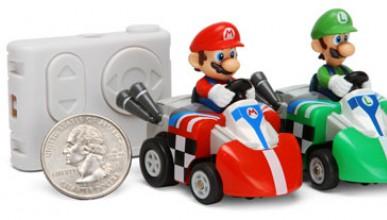 Супер Марио зад волана!