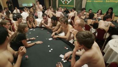Покерът със събличане...