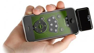 iPhone – дистанционно