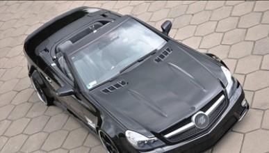 Mercedes SL с ново лице от Prior Design